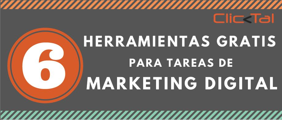 6 Herramientas Gratis de Marketing Digital